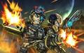 Q版3D反恐战争
