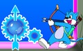 蓝猫超级泡泡