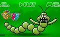 贪吃的小幼虫