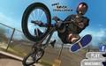 疯狂自行车特技赛